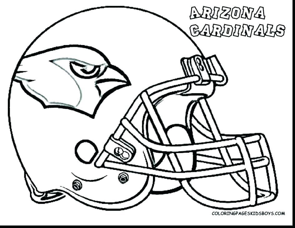 945x730 Broncos Coloring Pages Broncos Coloring Page Broncos Coloring