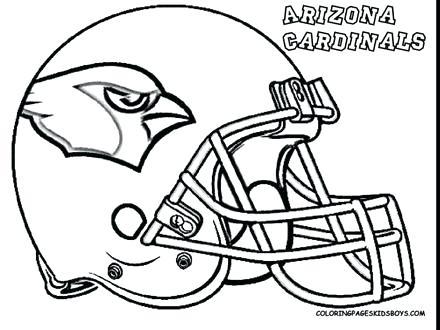 440x330 Denver Broncos Coloring Page Manning Broncos Logo Coloring Pages