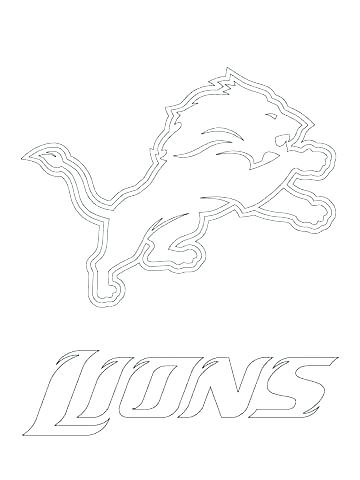 The best free Broncos coloring page images. Download from ...