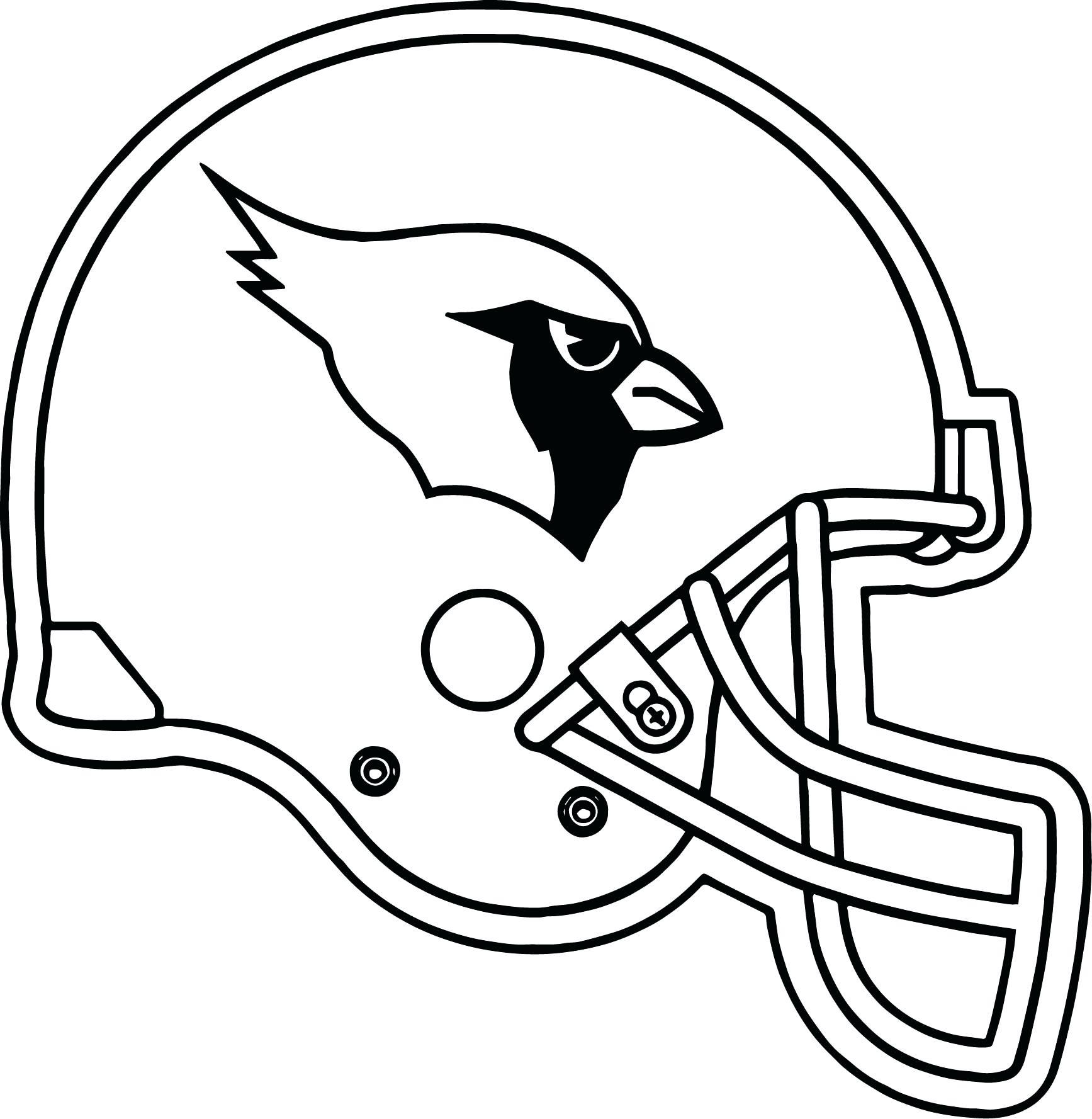1735x1777 Broncos Logo Coloring Page