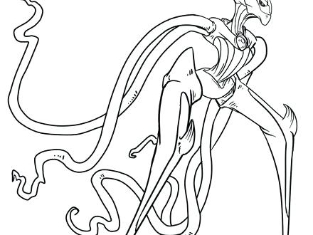 440x330 Deoxys Coloring Pages Attack Form Coloring Pages Coloring Pages