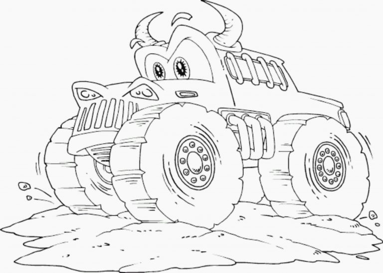 768x547 Derby Car Coloring Pages Fresh Delivered