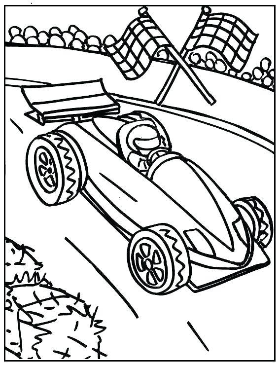566x740 Demolition Derby Car Coloring Pages Devon Creamteas