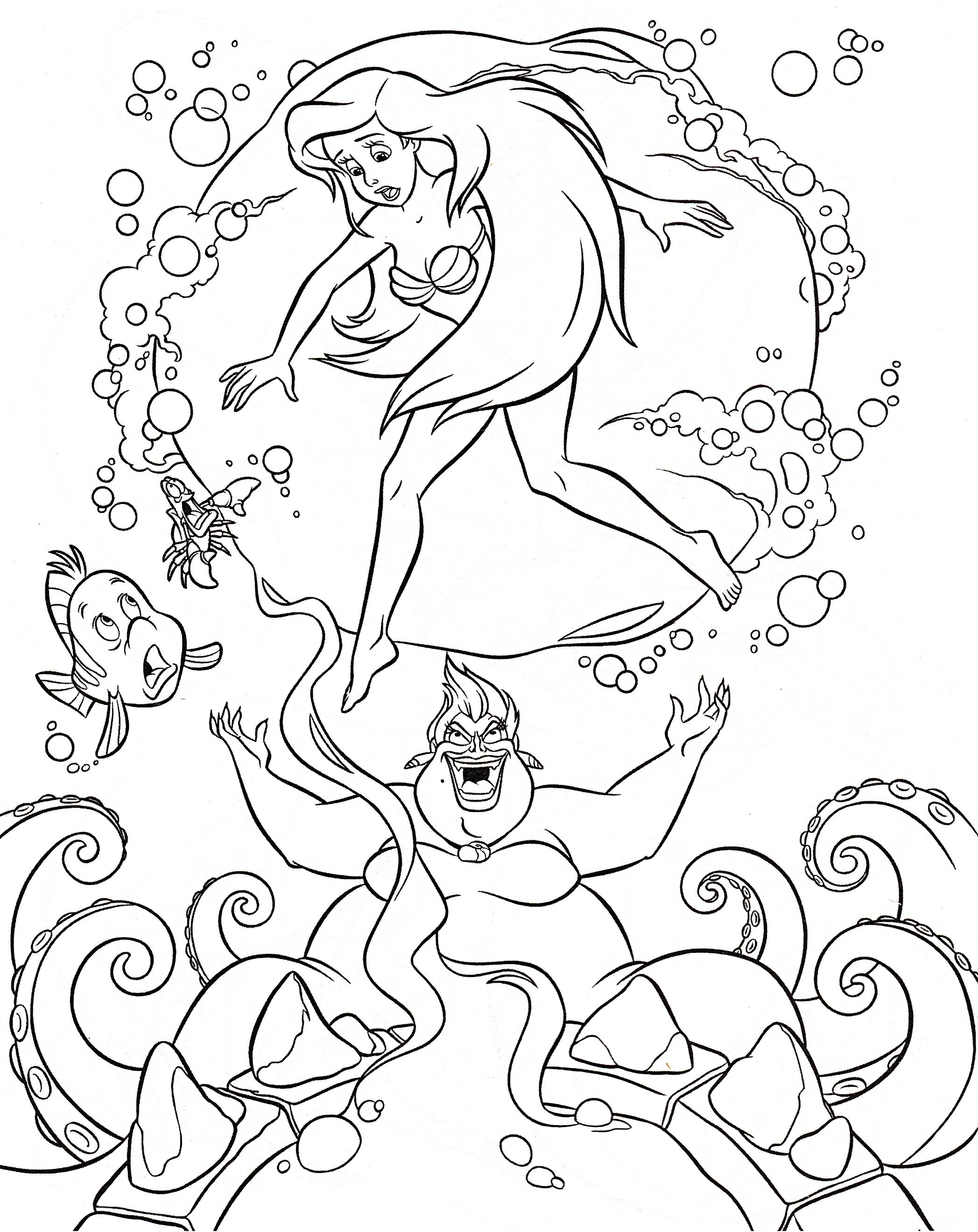 2095x2640 Descendants Coloring Page Logo Free