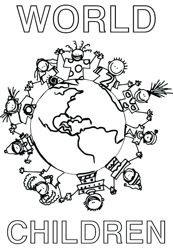 551x800 Around The World Coloring Pages Around The World Coloring Pages