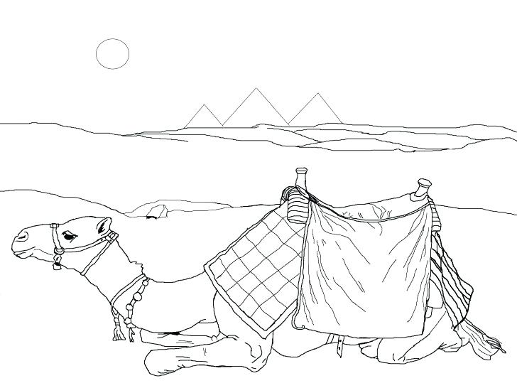 728x546 Free Printable Desert Coloring Pages Printable Coloring Desert