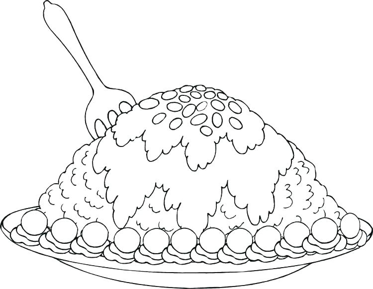 750x582 Desert Scene Coloring Pages Printable Is Tempted In The Bddiesel