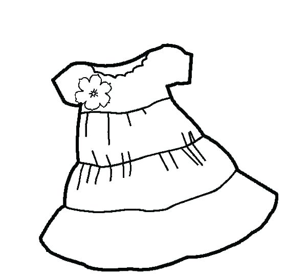 600x542 Design Your Own Coloring Pages Dress Up Coloring Pages Wedding