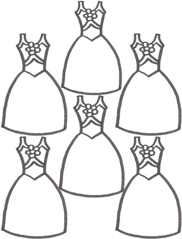 610x800 Designing Doll Dress Coloring Pages Coloring Sky Designing Doll