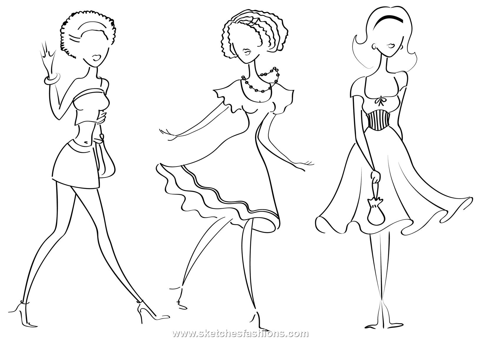 1630x1152 Smart Design Fashion Design Coloring Pages Coloring Page World