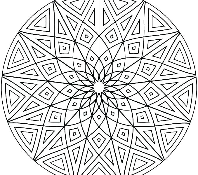 678x600 Designs Coloring Pages Coloring Pages Mandala Designs Coloring