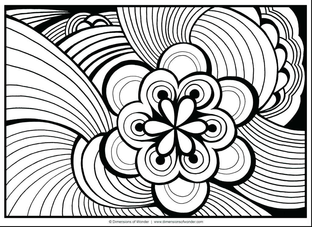 1024x745 Abstract Coloring Pages Printable Design Coloring Pages Printable