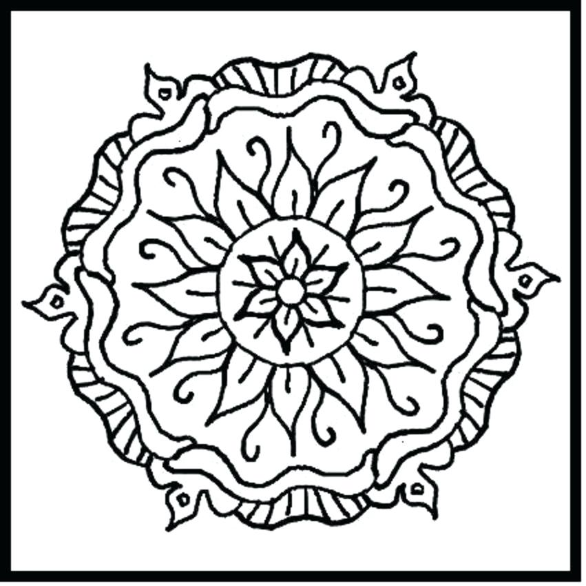 851x850 Fresh Cool Design Coloring Pages To Print In Picture Coloring