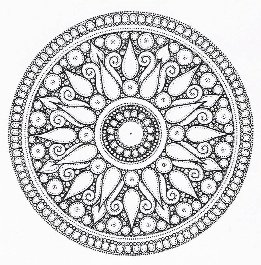 914x928 Marvelous Antistress Relaxation U Printable Coloring Pages Pict
