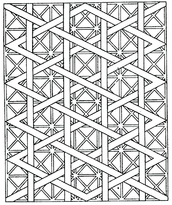 580x689 Pattern Coloring Page Pattern Color Pages Geometric Pattern