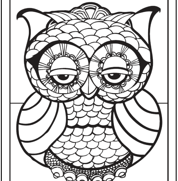 590x600 Pattern Coloring Sheets Coloring Page Ideas
