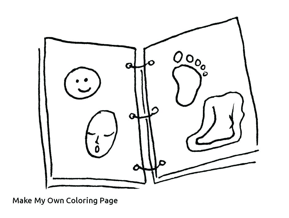 940x709 Make Your Own Coloring Pages Make Your Own Coloring Pages