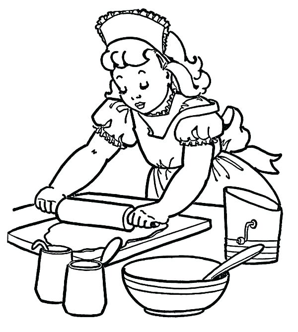 600x669 Design Your Own Coloring Page