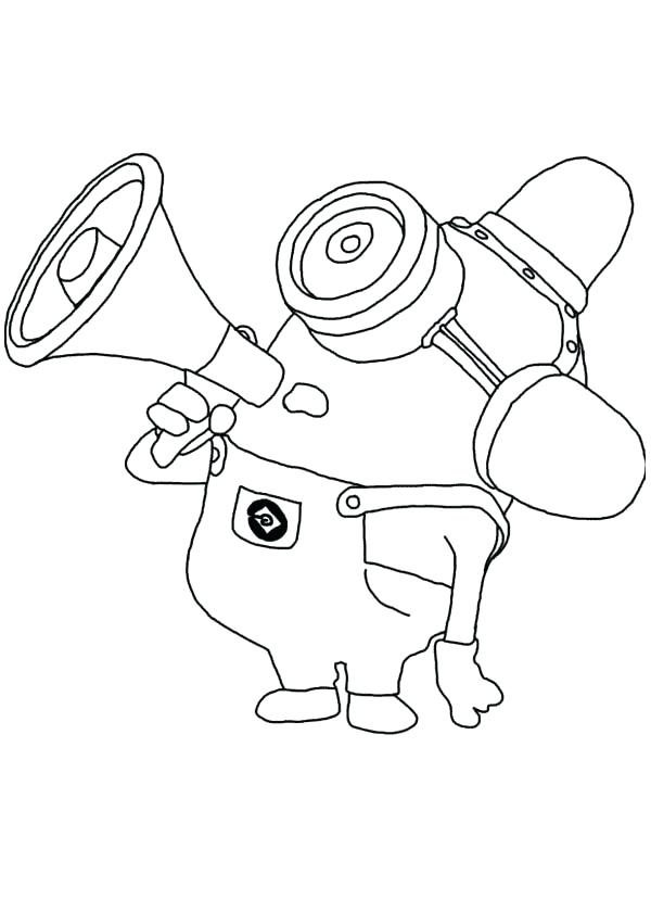 600x840 Despicable Me Coloring Pages Coloring Pages Of Minions Despicable