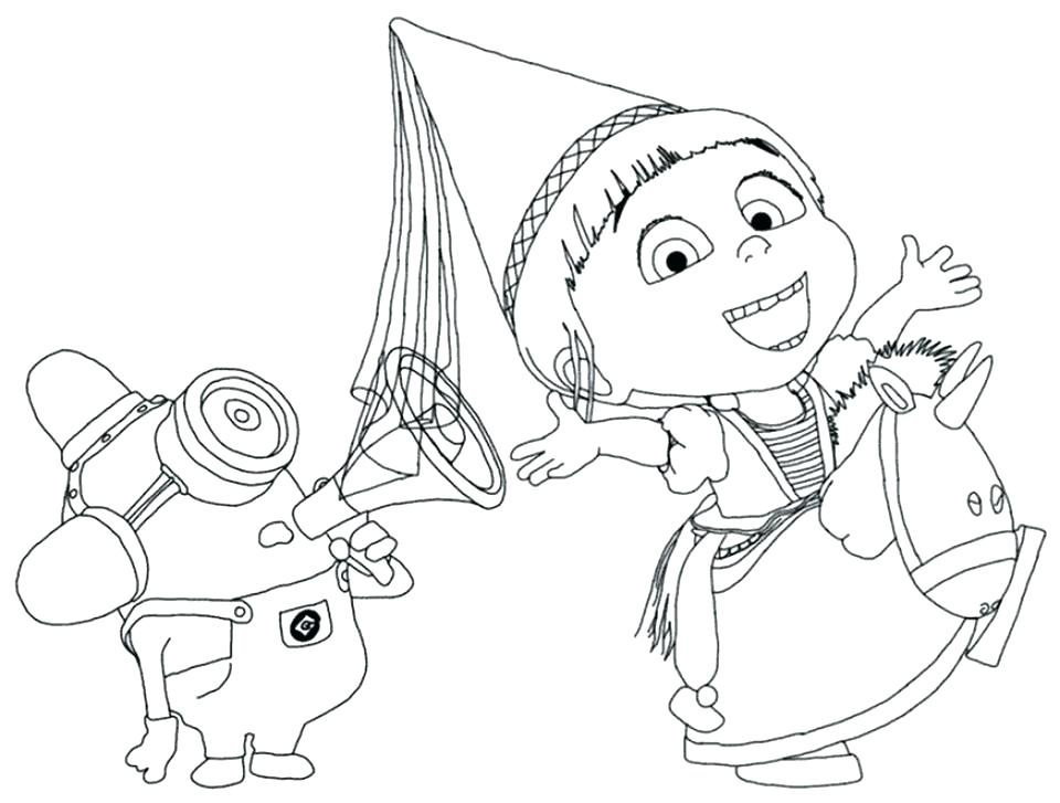 960x727 Despicable Me Color Pages Despicable Me Coloring Pages Free