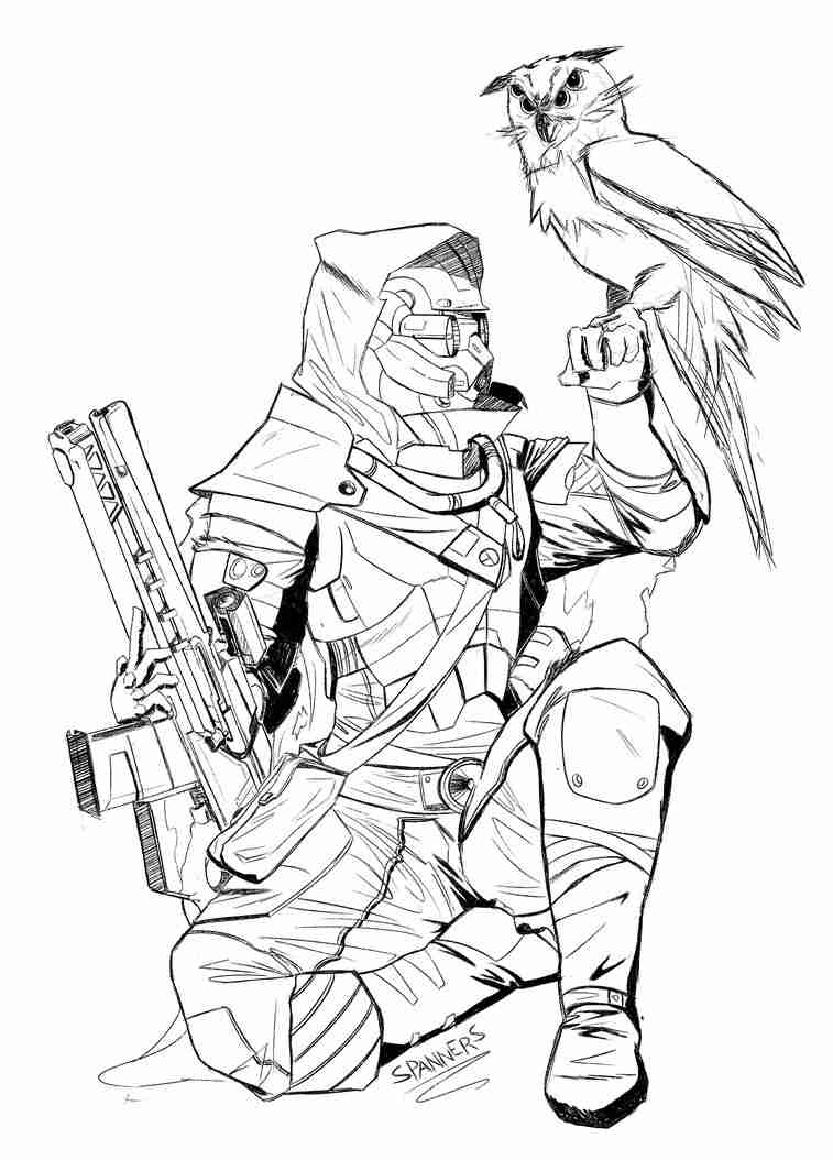 757x1054 Destiny Coloring Pages Coloring Pages Bright Olegratiy