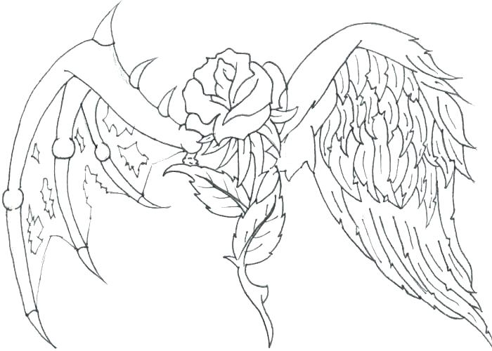 700x500 Angel Talks To Mary Coloring Page Coloring Page Angel Guardian