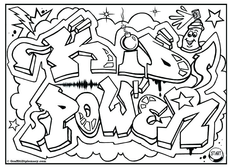 736x535 Cool Coloring Pages For Older Kids Detailed Color Pages Detailed