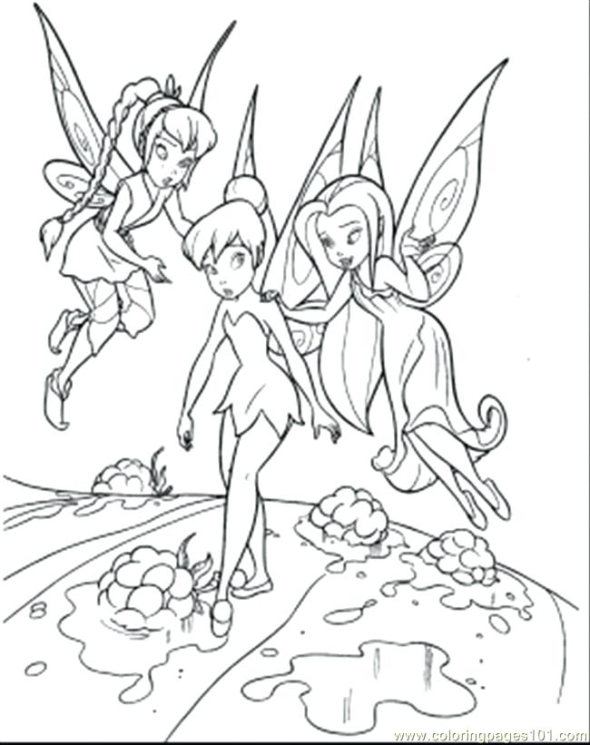 650x821 Cute Fairy Coloring Pages Fairy Coloring Pages To Print Intricate