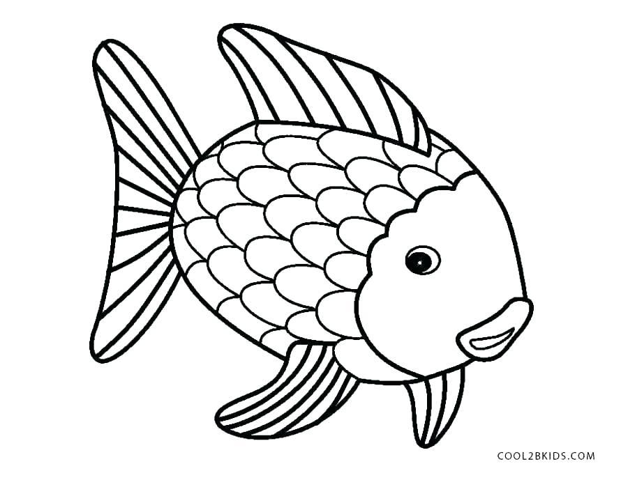 890x689 Fishing Coloring Pages Printable Starfish Coloring Pages Printable