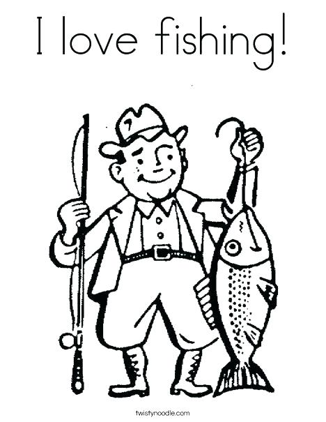 468x605 Cartoon Fish Coloring Pages Fish Coloring Pages Pages Cartoon Fish