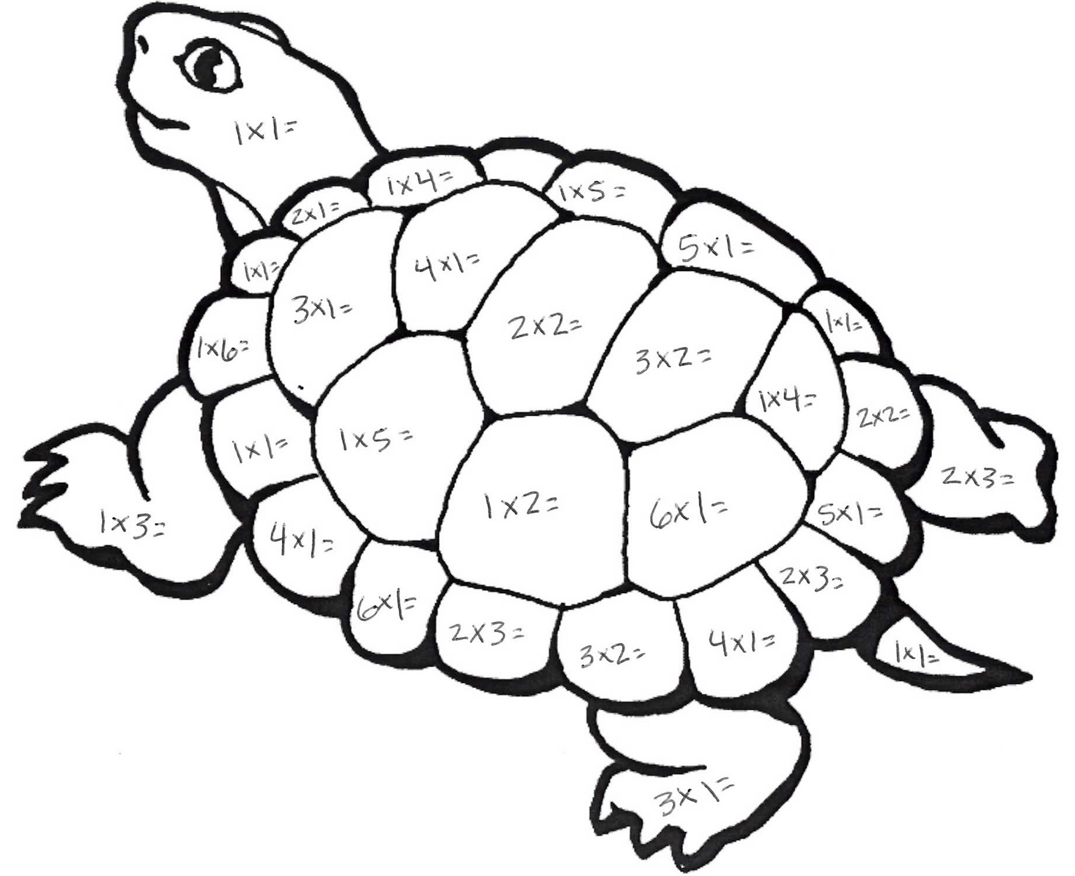 Detailed Turtle Coloring Pages At Getdrawings Com Free For
