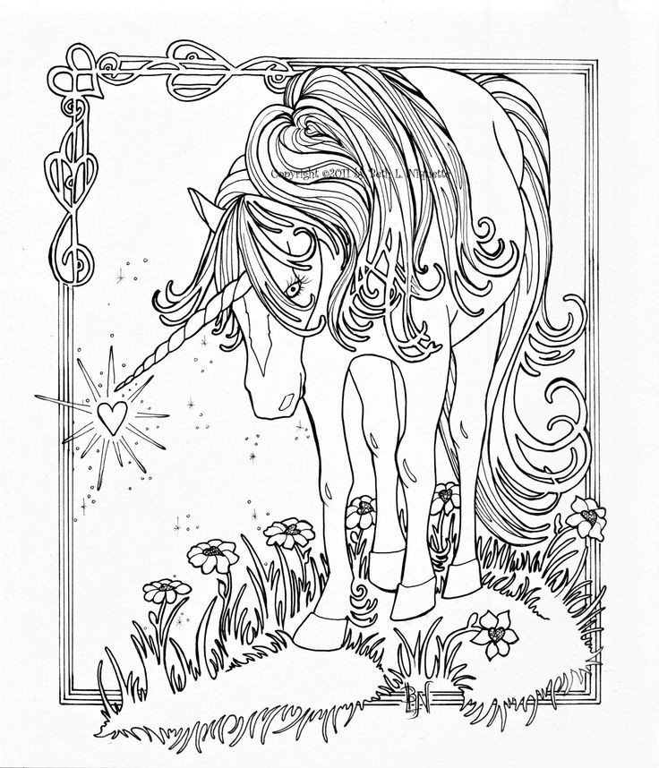 736x858 Adult Coloring Pages Fairyland