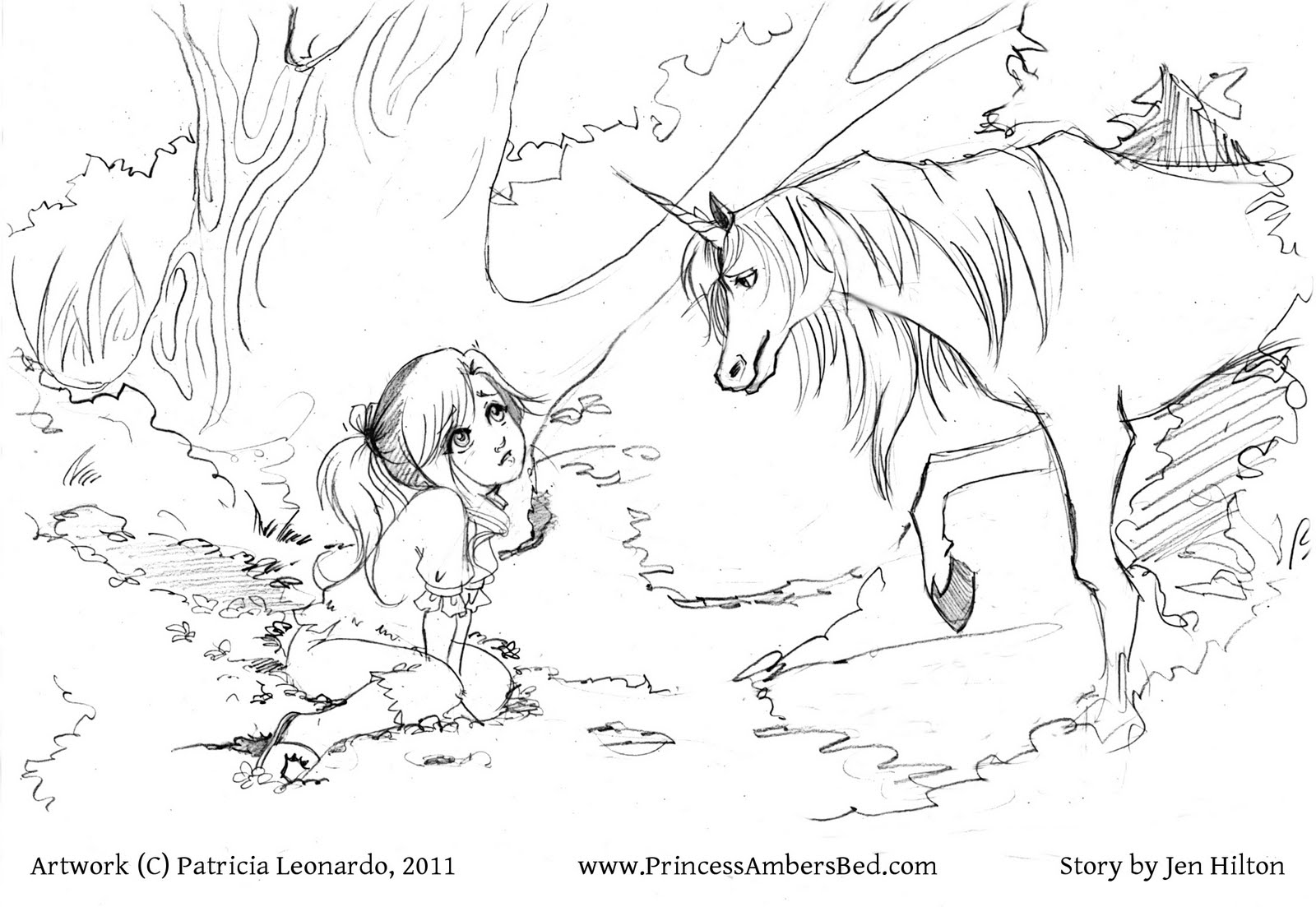 Detailed Unicorn Coloring Pages At Getdrawings Com Free For