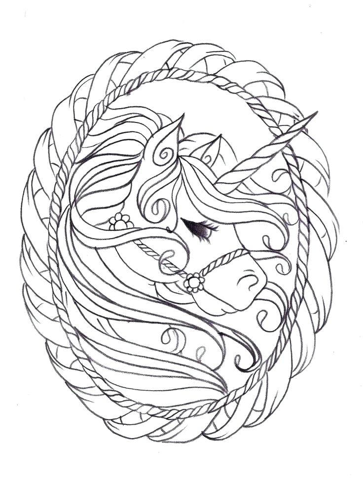 736x980 Coloring Pages Unicorns Image Detail For Unicorn Coloring Pages