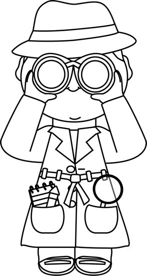 294x550 Sherlock Holmes Clipart Kid Detective Many Interesting Cliparts
