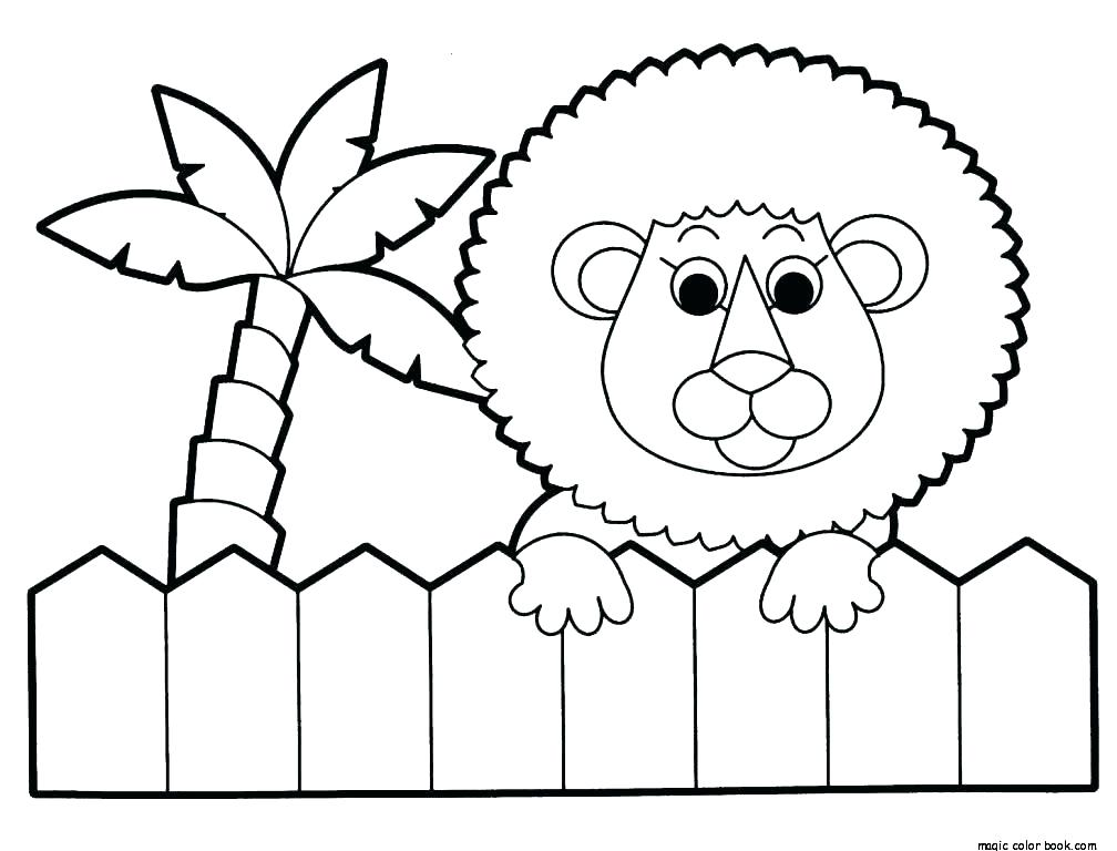 Detroit Lions Coloring Pages