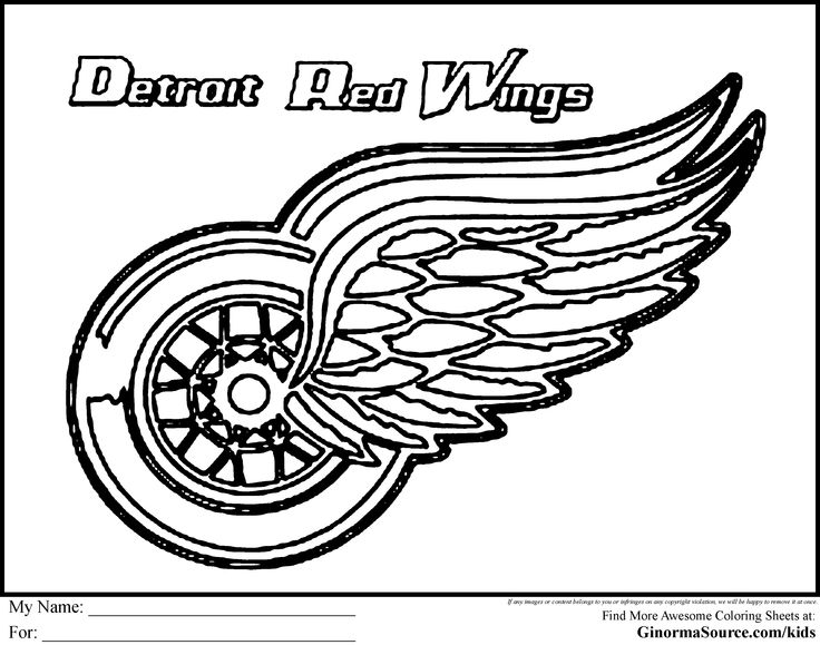 Detroit Pistons Coloring Pages