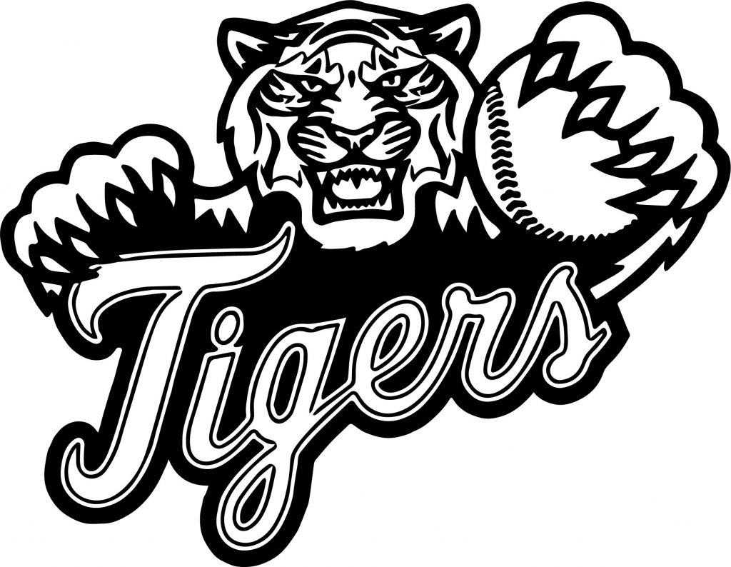 1024x794 Inspiring Detroit Tigers Coloring Pages