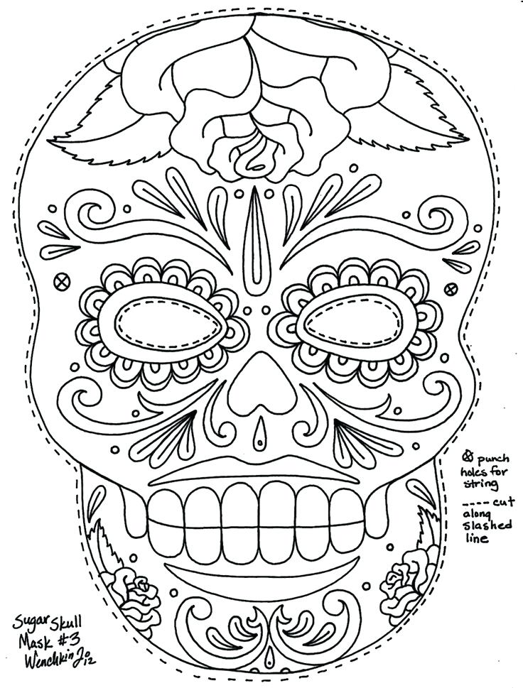 736x969 Dia De Los Muertos Coloring Pictures Couple Coloring Pages Dia De