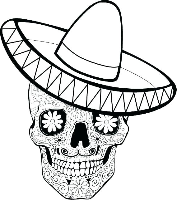 569x660 Dia De Los Muertos Coloring Pages Printable Download Coloring