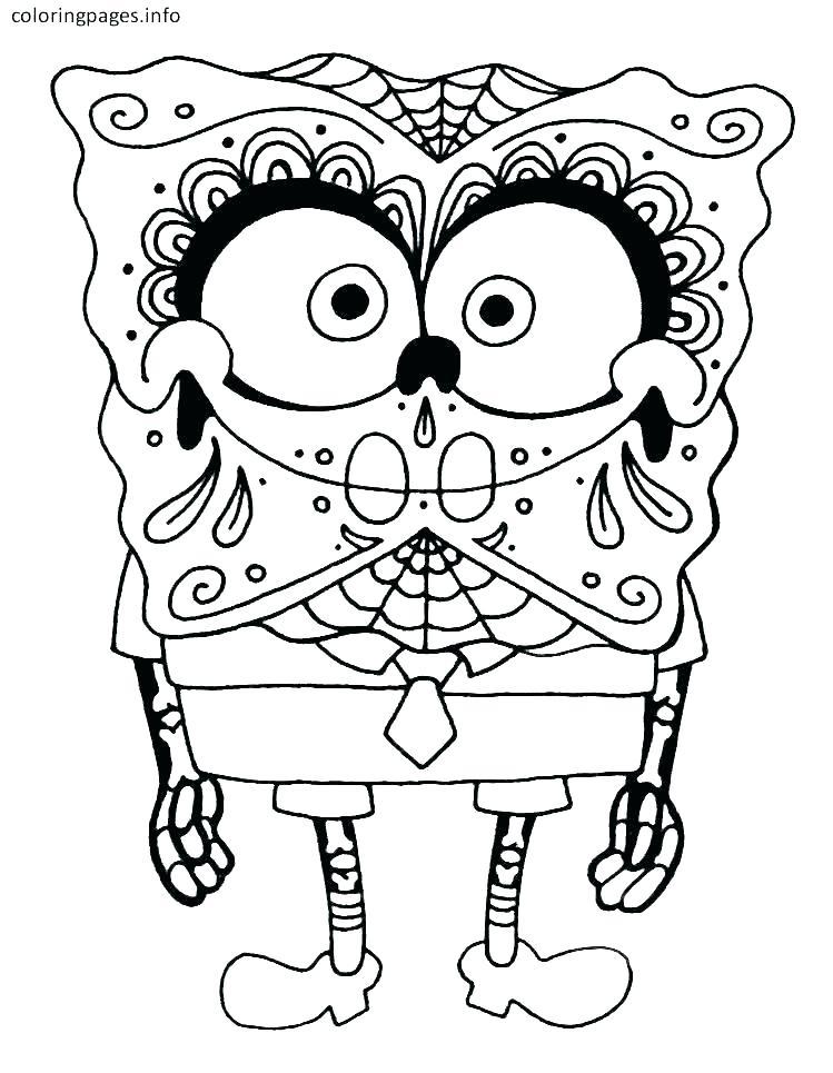 749x965 Sugar Skull Coloring Printable Girl Sugar Skull Coloring Pages
