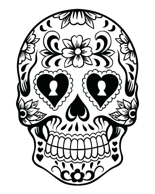 600x750 Dia De Los Muertos Coloring Book