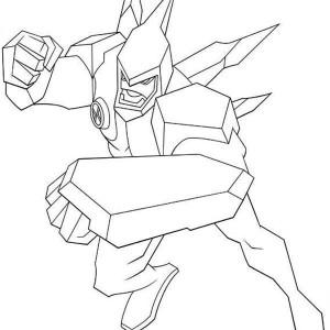 300x300 Diamond Head Outline Drawing