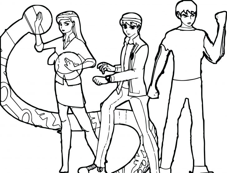 728x556 Diamondhead From Ben Omniverse Coloring Page Pages Thanksgiving
