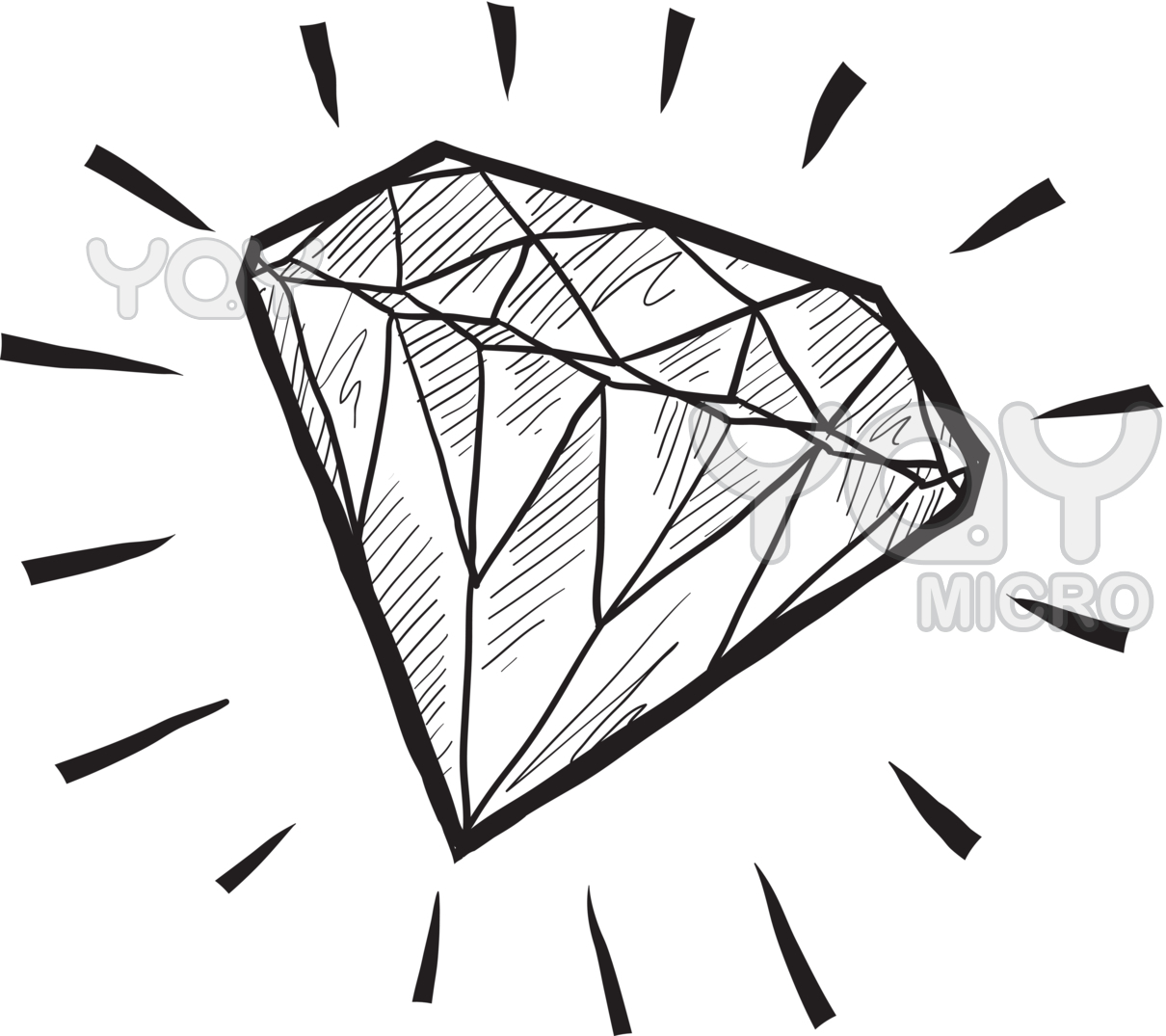 Diamond Shape Coloring Page at GetDrawings.com | Free for ...