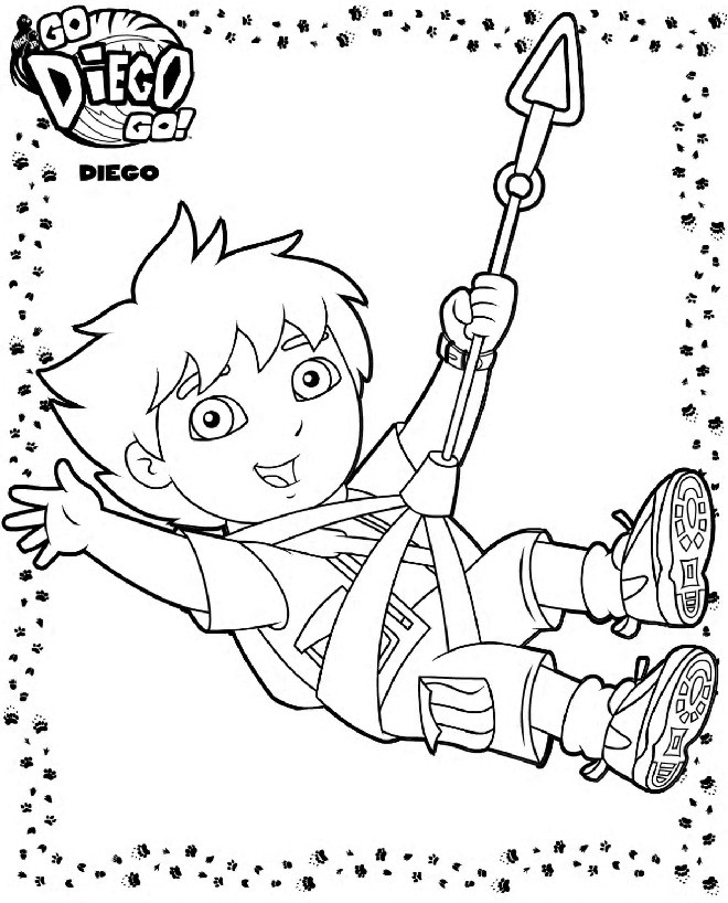 660x818 Little Boy Blue Coloring Pages Best Of Free Printable Diego
