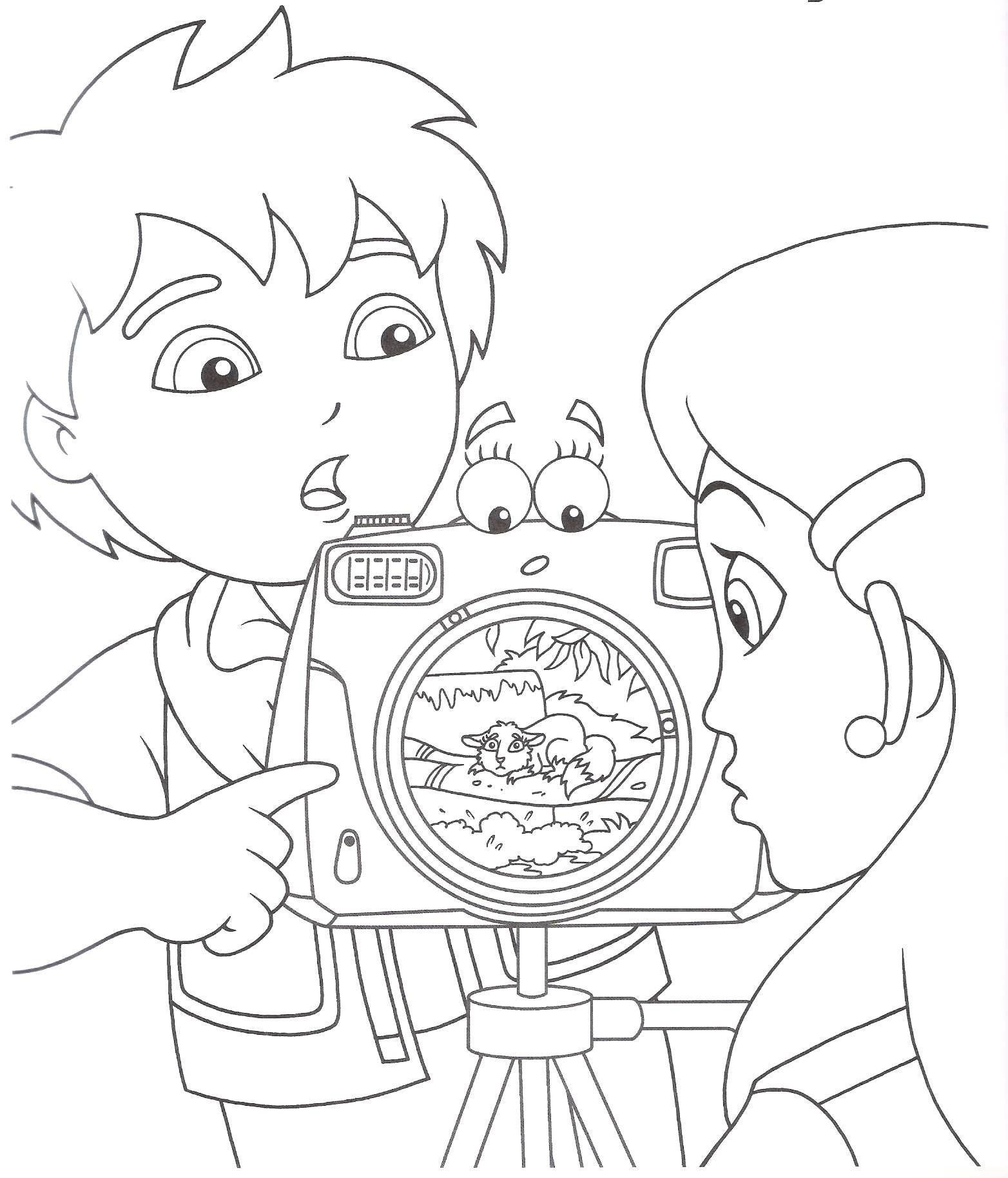 1564x1827 The Best Diego Coloring Pages With Monkey For Kids Luxury Zoo Sock