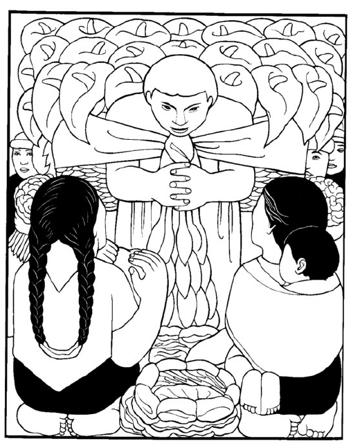 507x647 Diego Rivera Coloring Pages Educational Free