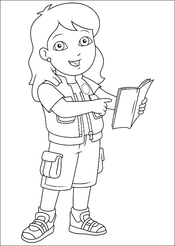 567x794 Rescue Pack Coloring Pages Y Rescue Pack Coloring Pages Diego