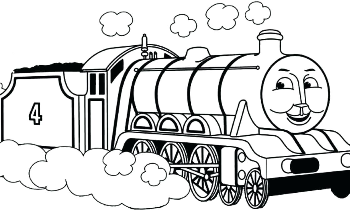 Diesel Engine Coloring Pages